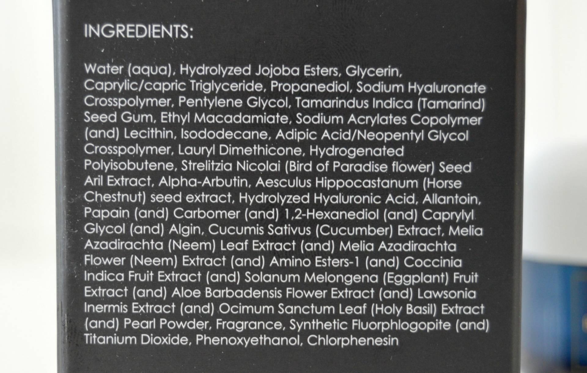 sunday riley tidal brightening water enzyme cream ingredients review inhautepursuit