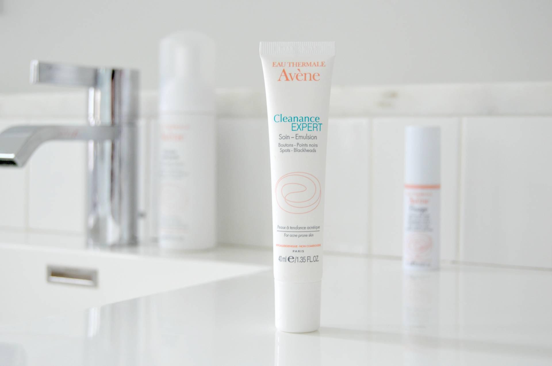 avene cleanance expert moisturizer acne review inhautepursuit