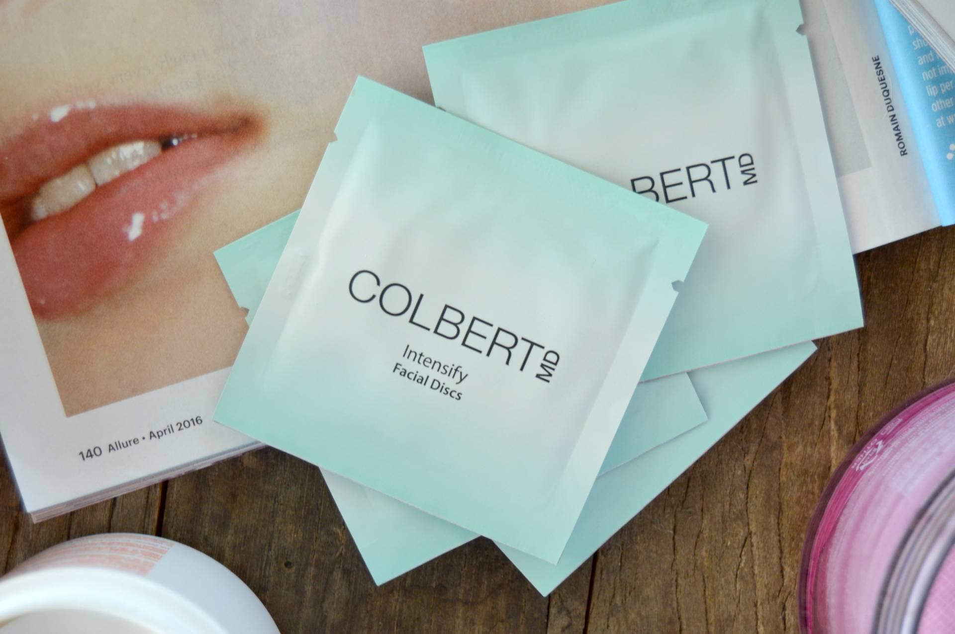 colbert md intensify facial discs review inhautepurusit