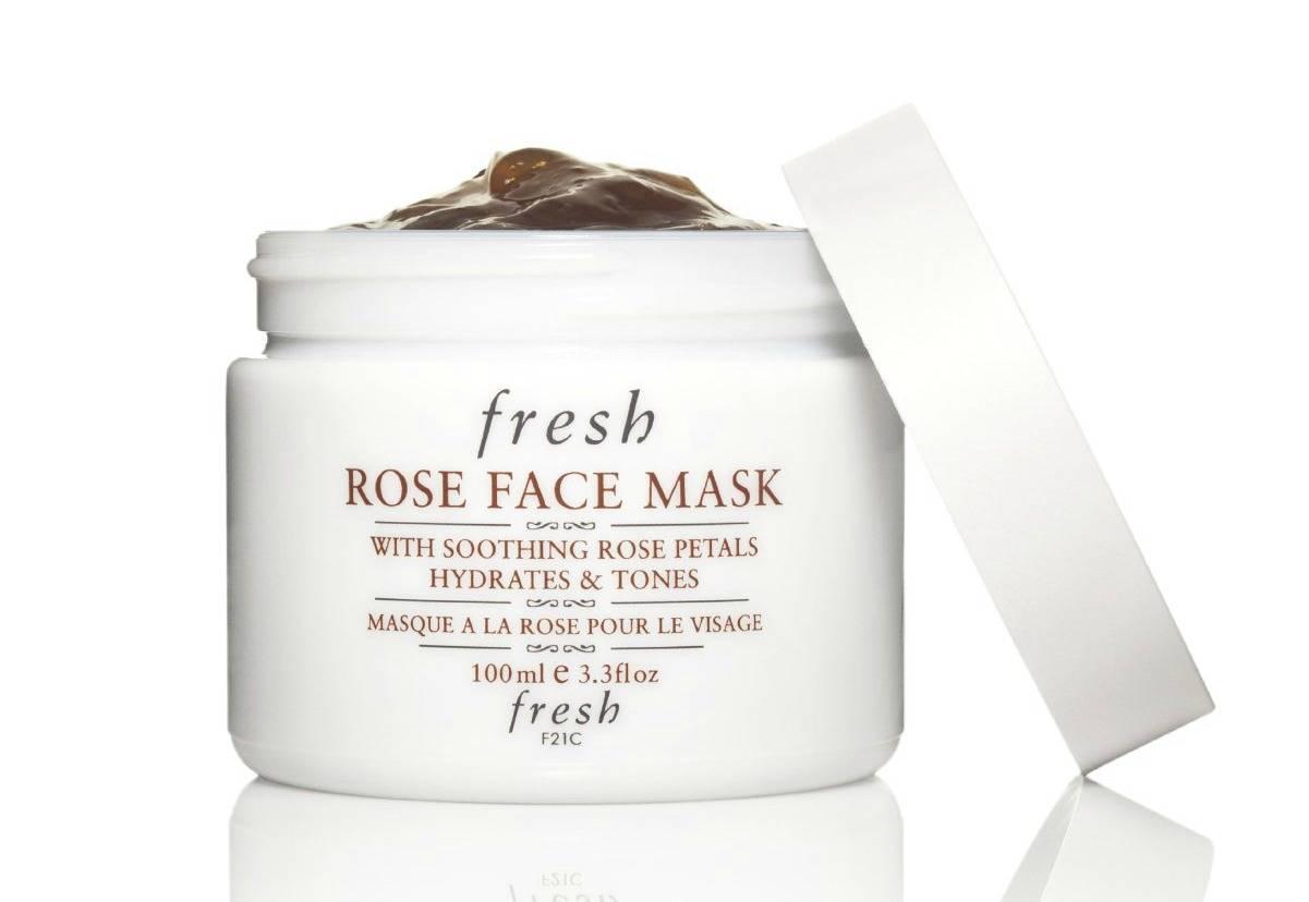 FRESH rose face mask summer favorite blog edit inhautepursuit