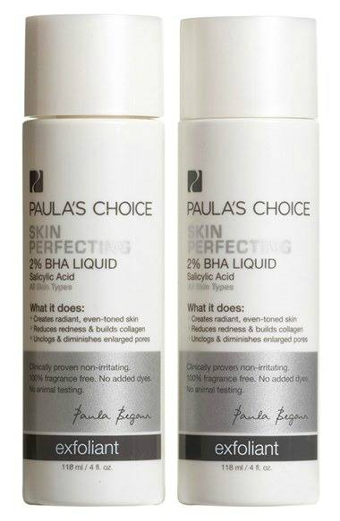 paulas choice 2 bha review duo nordstrom sale nsale