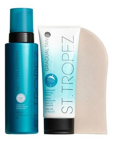 st tropez gradual tan express in shower bronzing mousse duo nordstrom sale inhautepursuit review nsale