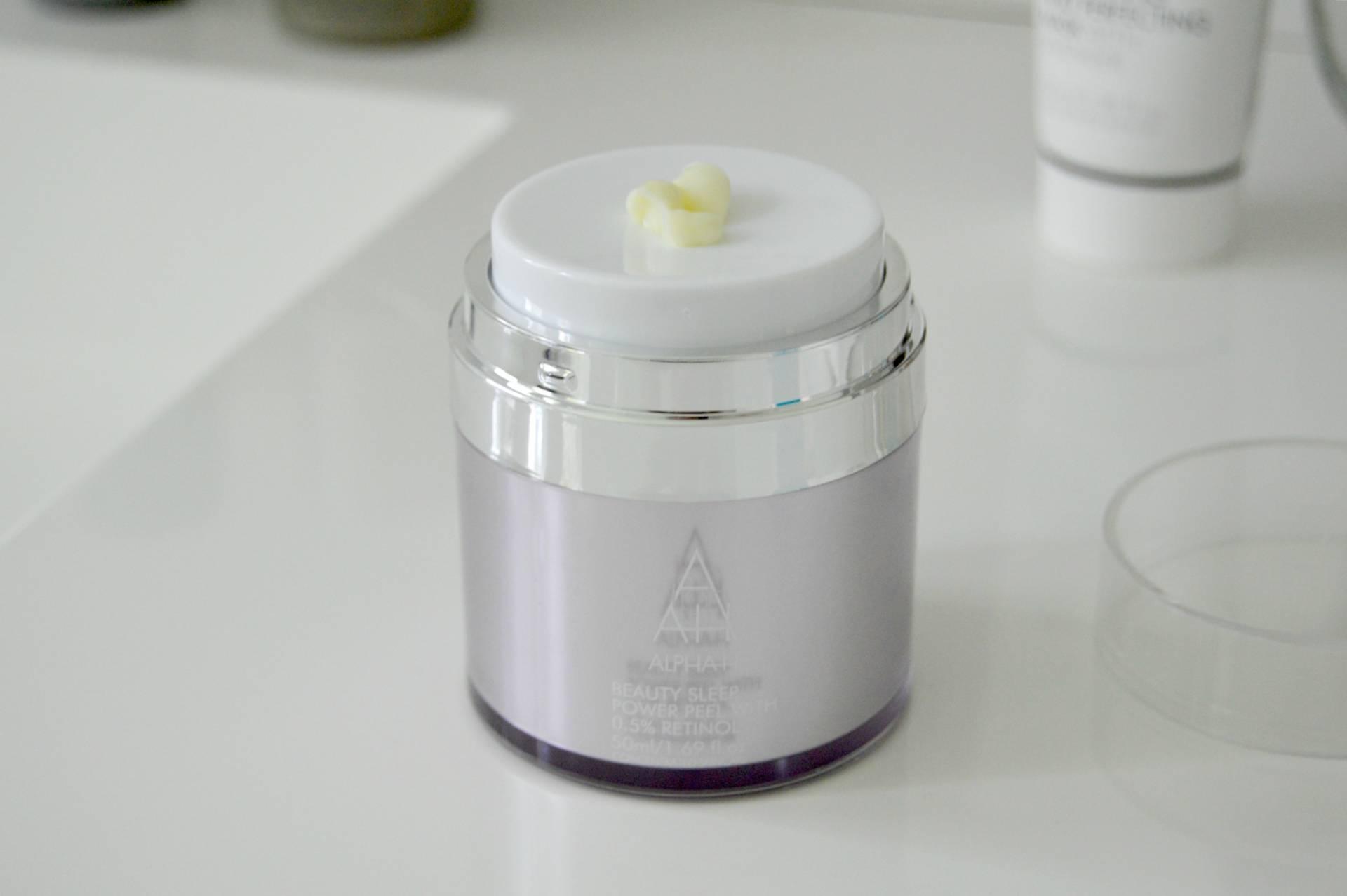 alpha h power peel beauty sleep qvc inhautepursuit review