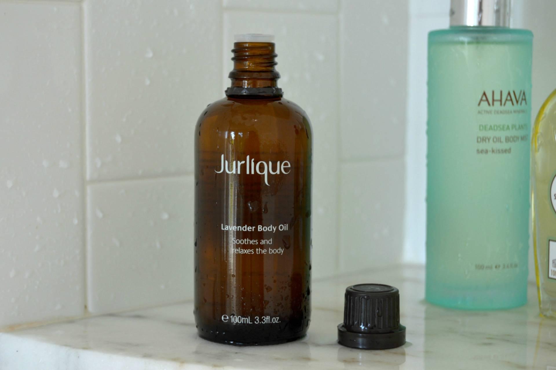 body oil edit jurlique soothing relaxing lavender review inhautepursuit