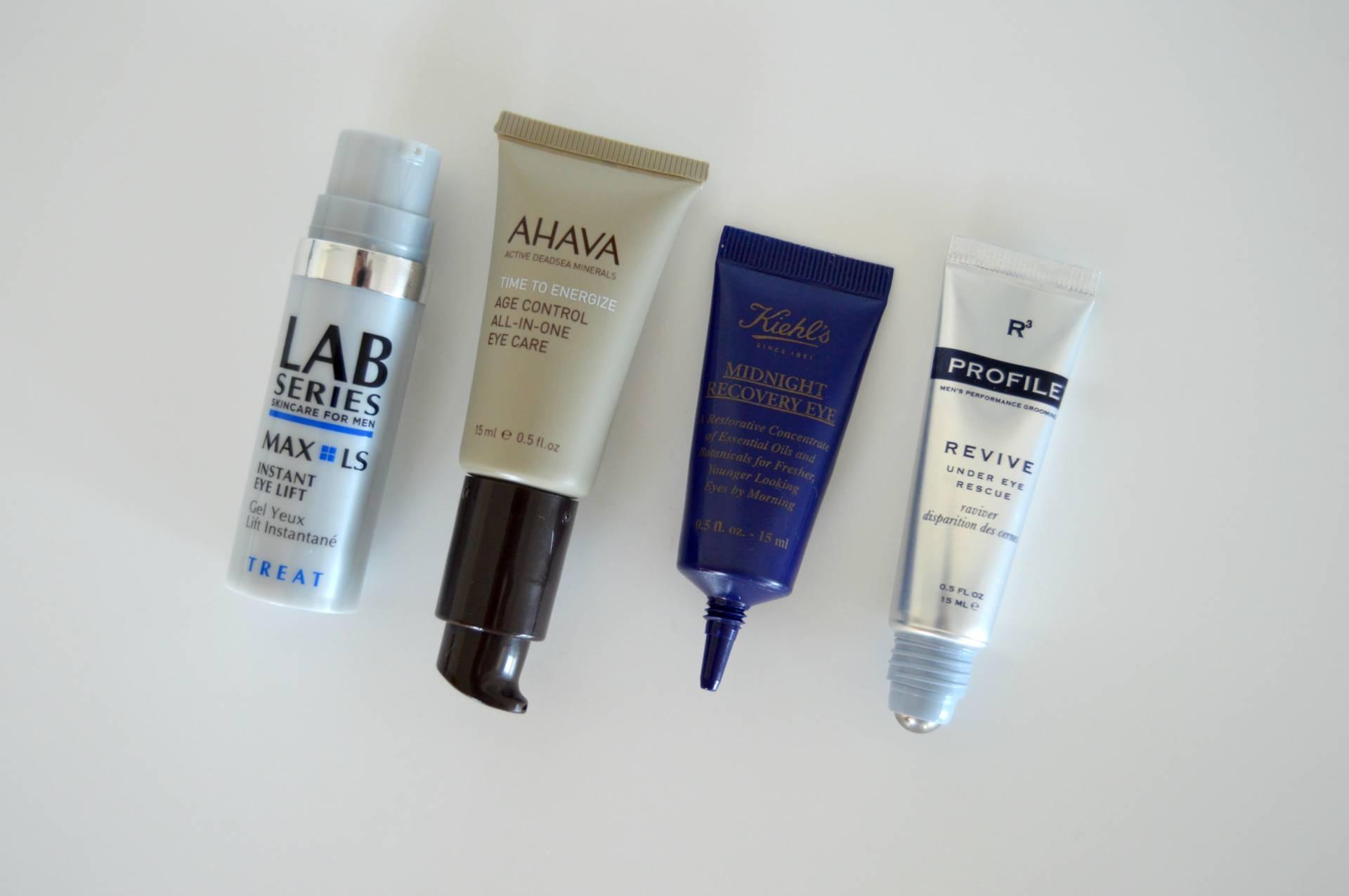 men eye cream round up grooming essentials inhautepursuit