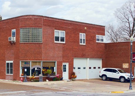 The groom station, located at 117 W. Main St., West Branch Iowa 52358