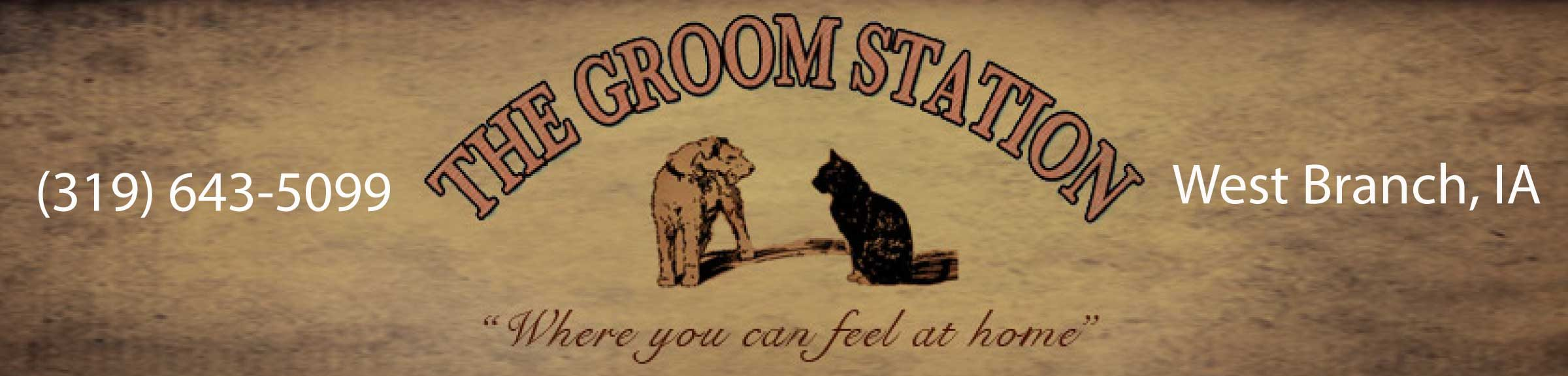 The groom station - full service pet grooming - West Branch, Iowa