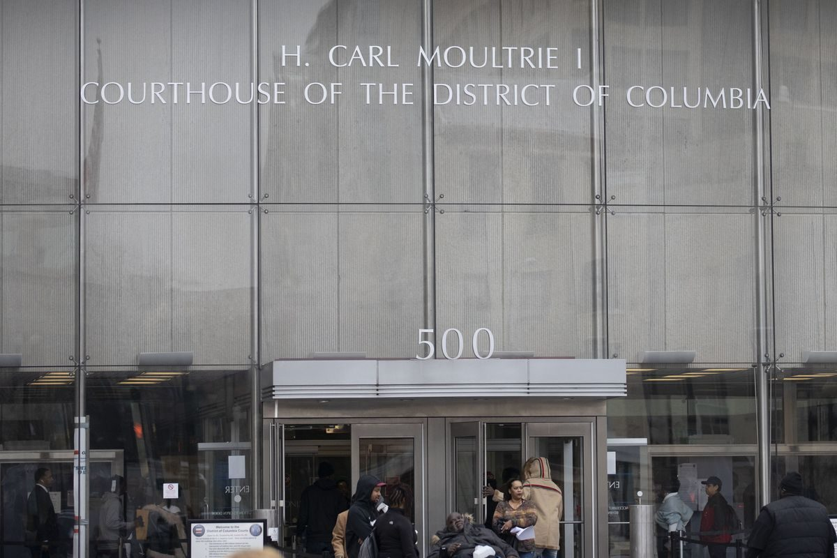 District of Columbia Court