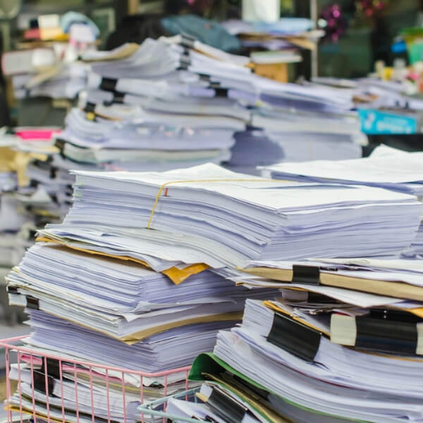Document Scanning and Digitization Services