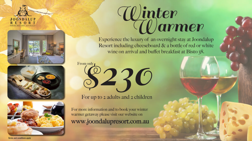 2018 Winter Warmer Accommodation Special Landscape Screen