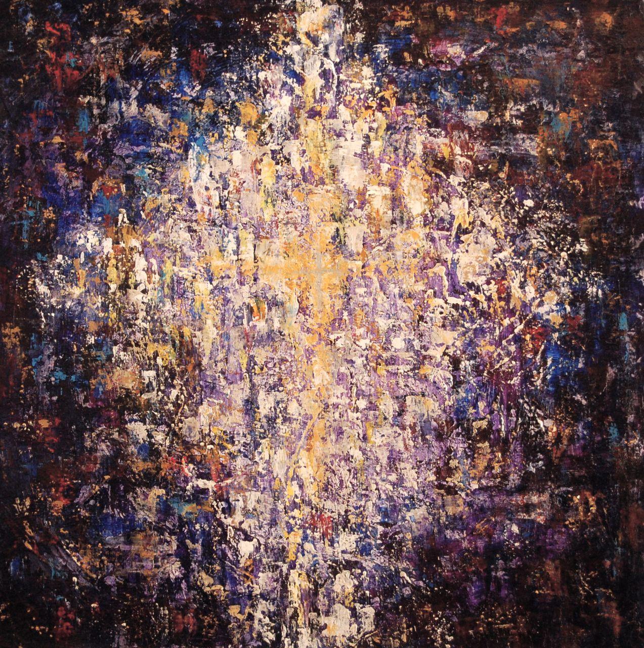 inspirational art, prophetic art, original painting