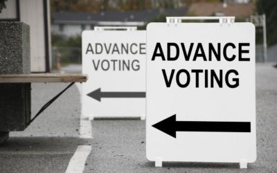 2021 Municipal Election – Advance Polling