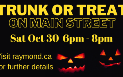 Halloween & Trunk or Treat Event