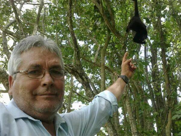 José Luis Álvarez, conservacionista asesinado