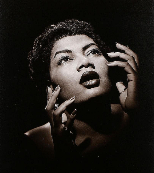 A young Pearl Bailey