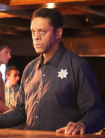 Lawrence in Shooting Heroin