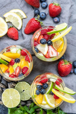 moscato cocktail