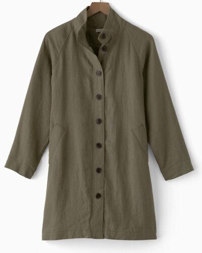 green jacket women's