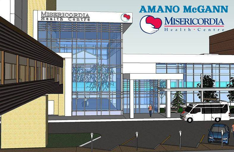 Misericordia Health Centre Awards Amano McGann Canada Parking and Access Revenue Control Contract