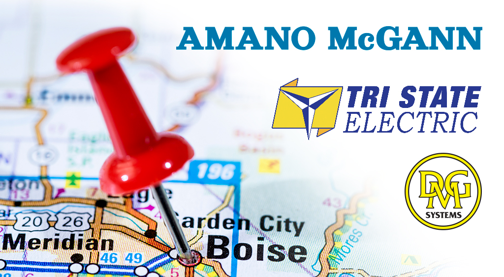 Tri State Electric, DGM Systems, and Amano McGann Awarded Boise Airport PARCS Project