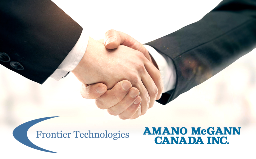 Amano McGann Adds New Dealer Frontier Technologies to Their Network of Parking Professionals