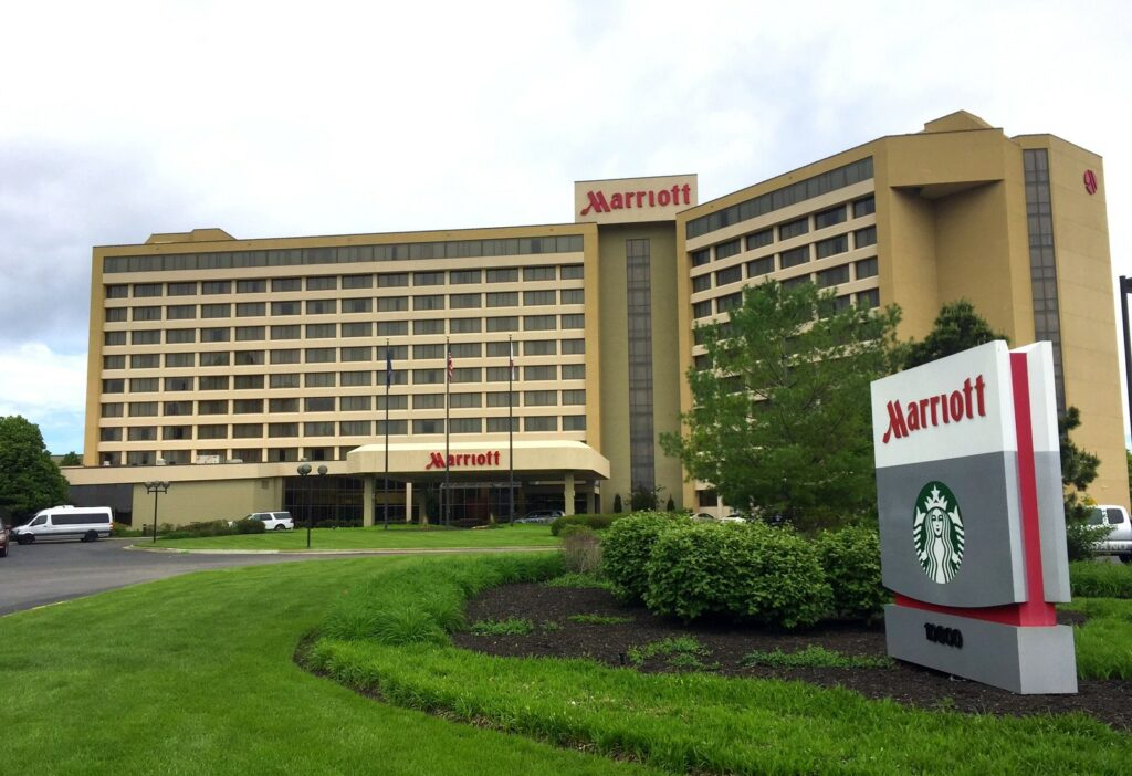 Marriott Overland Park Monetizes Parking with OPUSeries