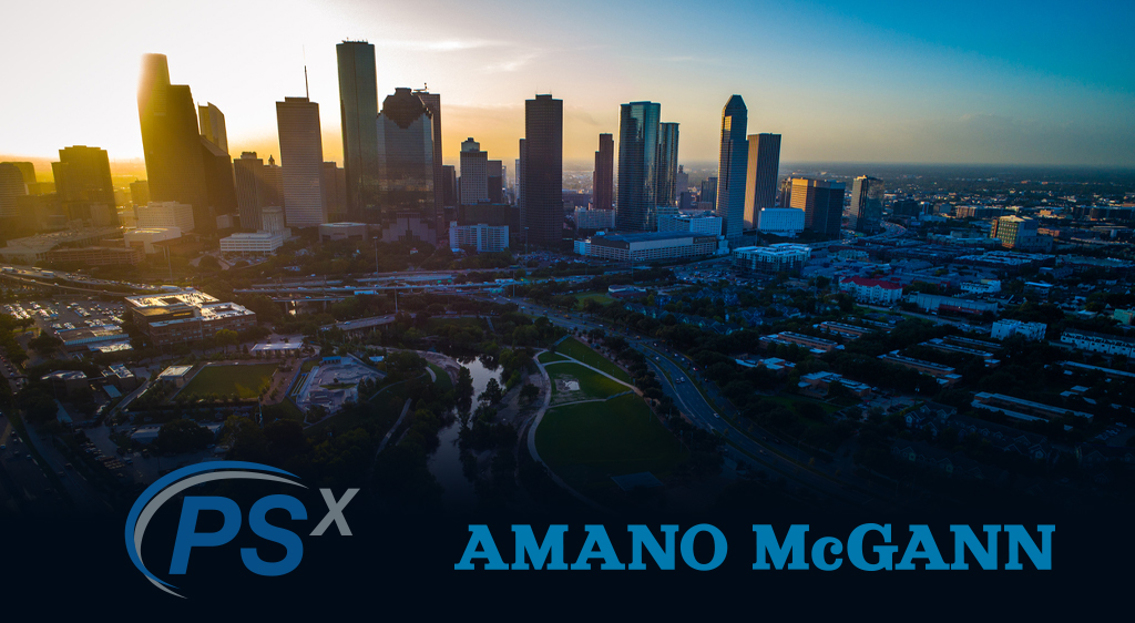 PSX is Exclusive Amano McGann Provider in Houston