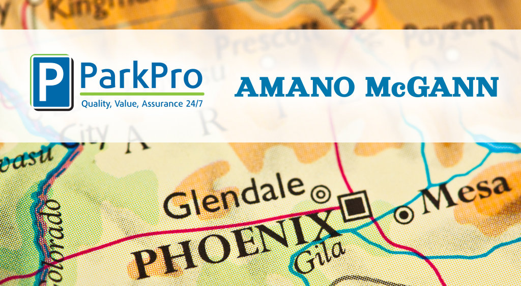 Phoenix Convention Center PARCS Replacement Awarded to ParkPro and Amano Mcgann