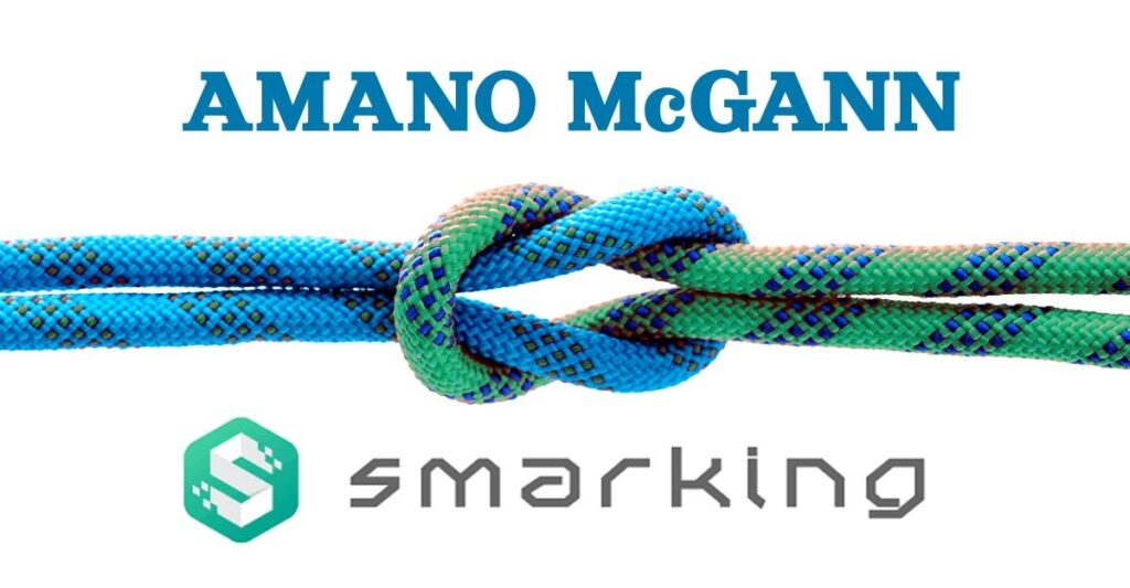 Amano McGann Partners with Smarking