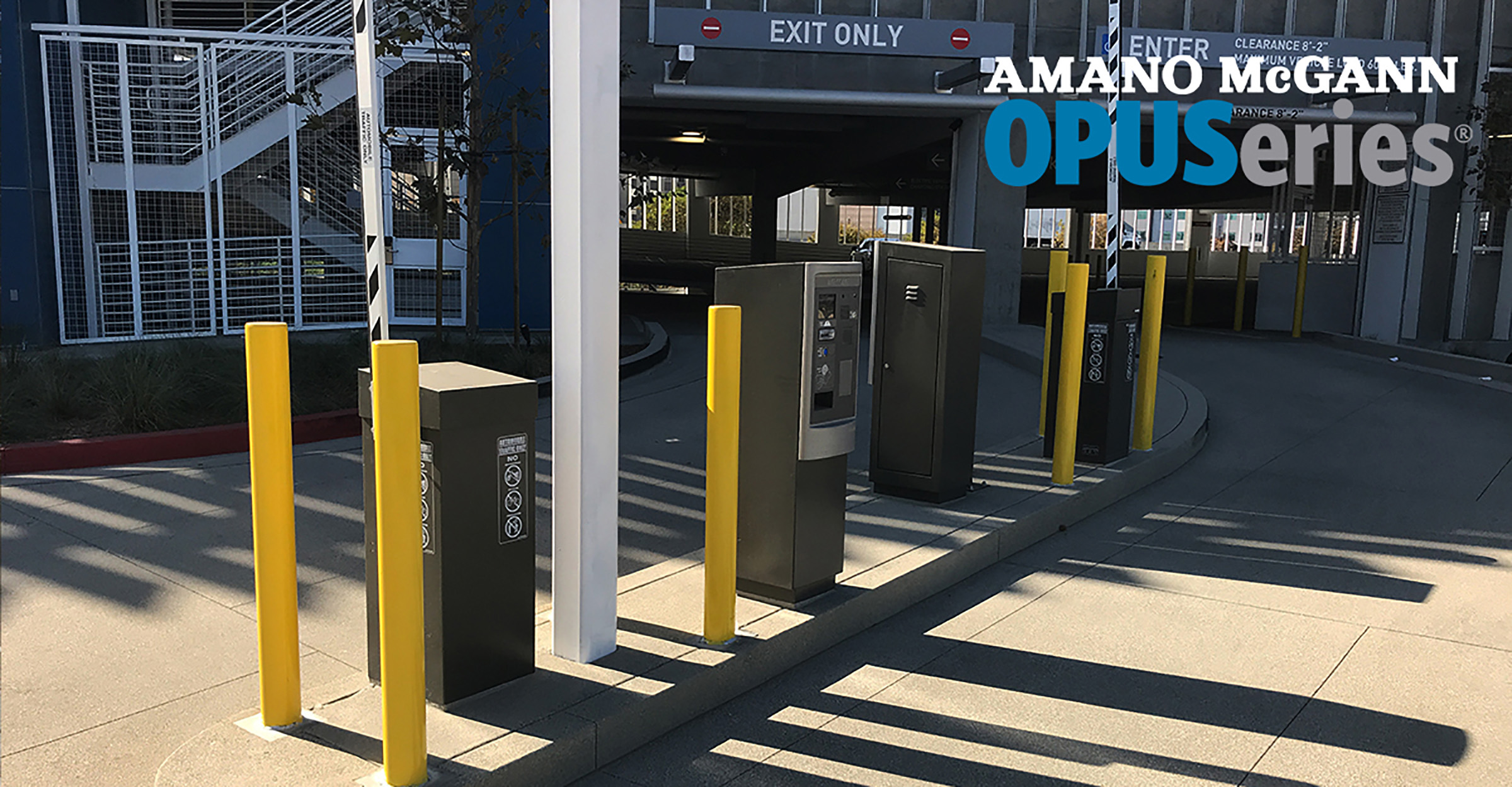 Radisson Blu Anaheim Selects OPUSeries for Parking Control