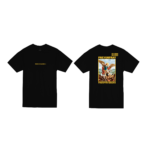 Prey or Pray T Shirt Black Front and Back