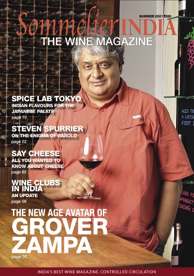 Sommelier India Summer Issue