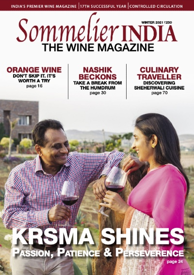 Subscribe to Sommelier India