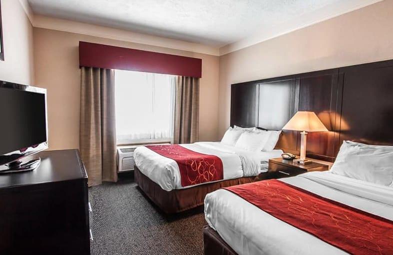 Comfort-Suites-Clackamas-Or