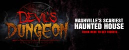 nashvilles scariest haunted house devils dungeon