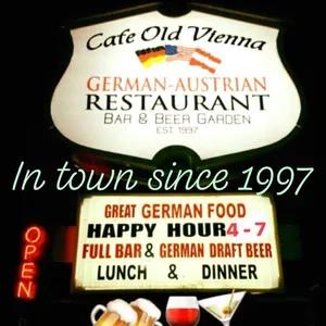Cafe Old Vienna