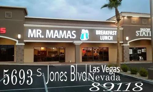 Mr. Mamas