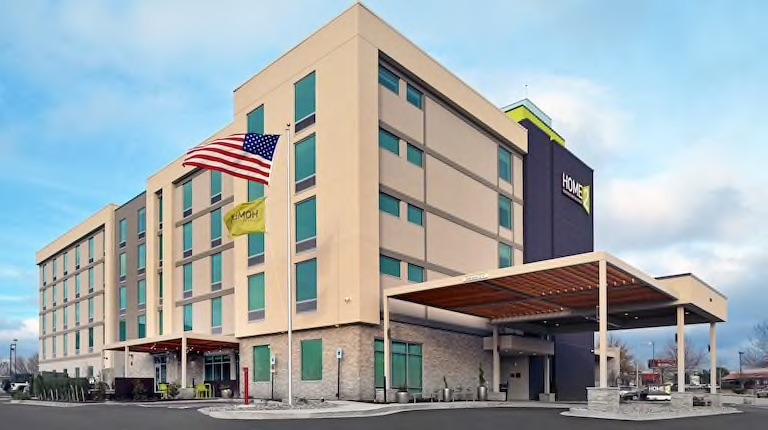 Home2 Suites Memphis Galleria