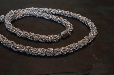Bysantine jewelry - Real Jewelry made by real people