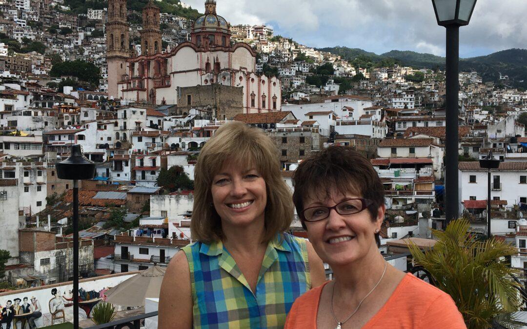 Take a Walk with me Through Taxco