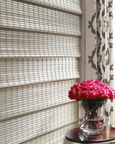 Call Blind Magic for top quality woven wood blinds in North Highlands, CA