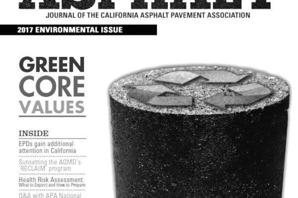CalAPA 2017 Environmental Issue
