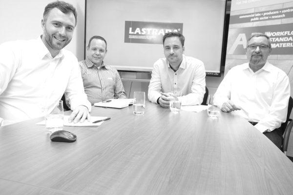 CMT partnership LASTRADA_Partners_Team