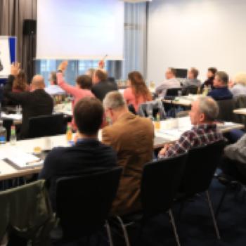 JPSC LASTRADA Seminar in the UK