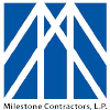 Milestone Contractors Logo