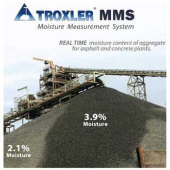 Troxler Moisture Measurement System