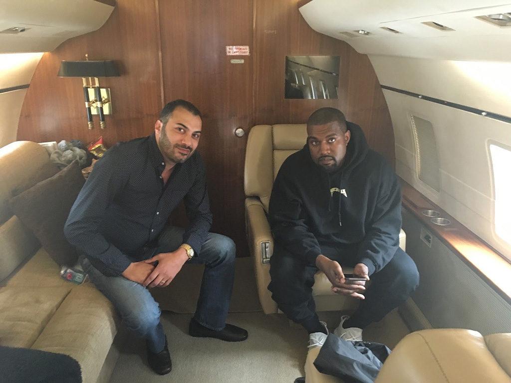 Mazen and Kanye