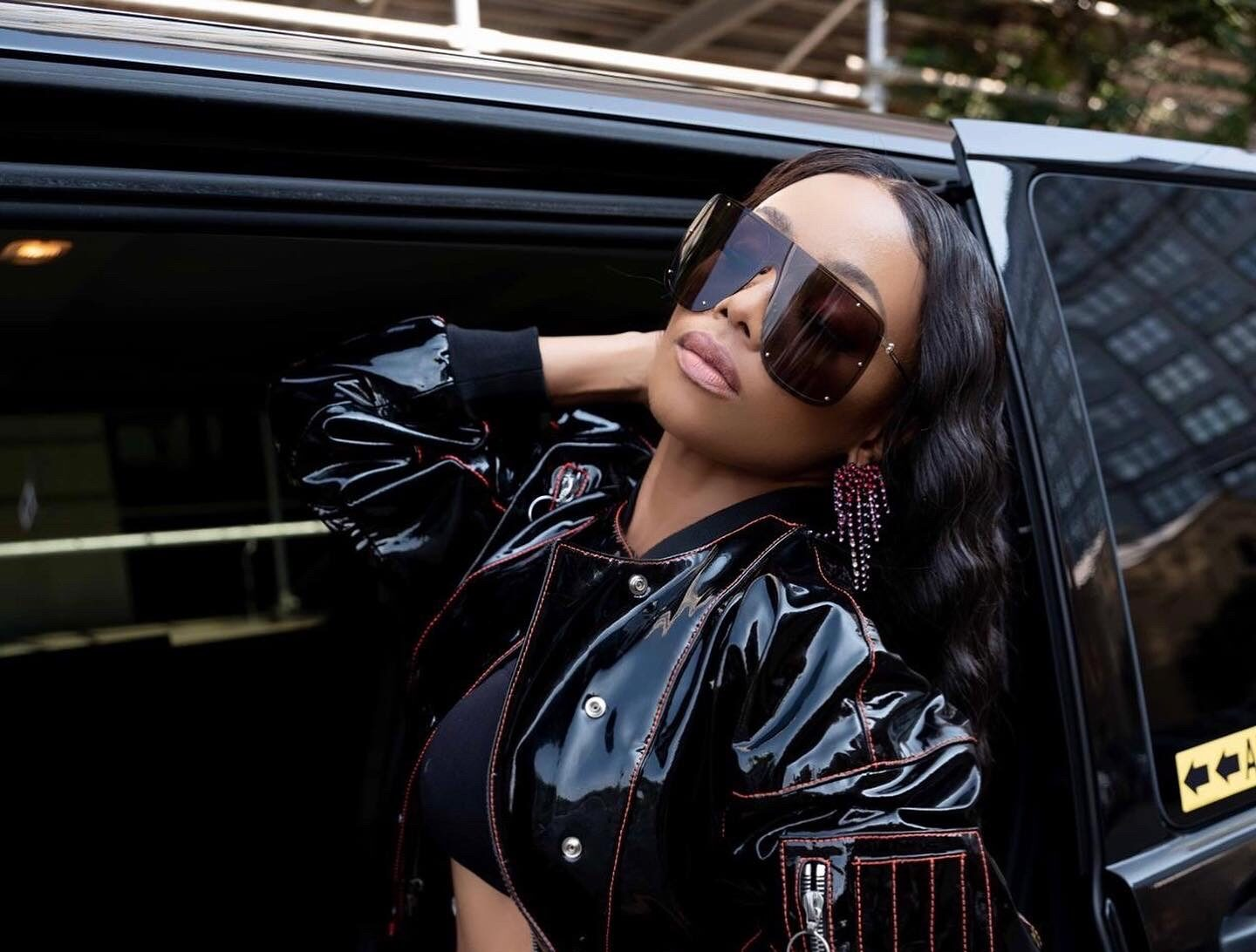 This is Just How Much Information Bonang is Willing To Share About Her Boyfriend