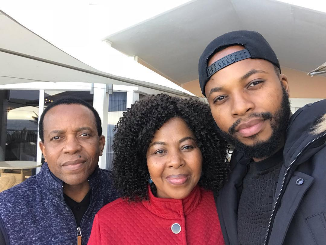 Nay Maps Sings His Mother's Praises in a Heartfelt Birthday Shout Out
