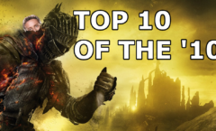 OFFICIAL TOP 10 GAMES OF THE 2010'S!